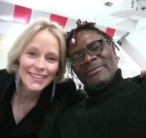 Ragnhild Bekkhus & Kalo Tshiekela